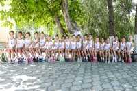 УТС Лето 2014, Кабардинка 1 смена
